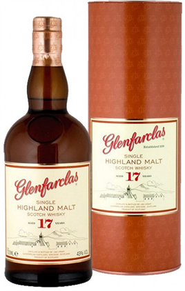 Glenfarclas Scotch Single Malt 17 Year